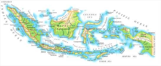 15 Indonesia memiliki 3 pulau terbesar di dunia